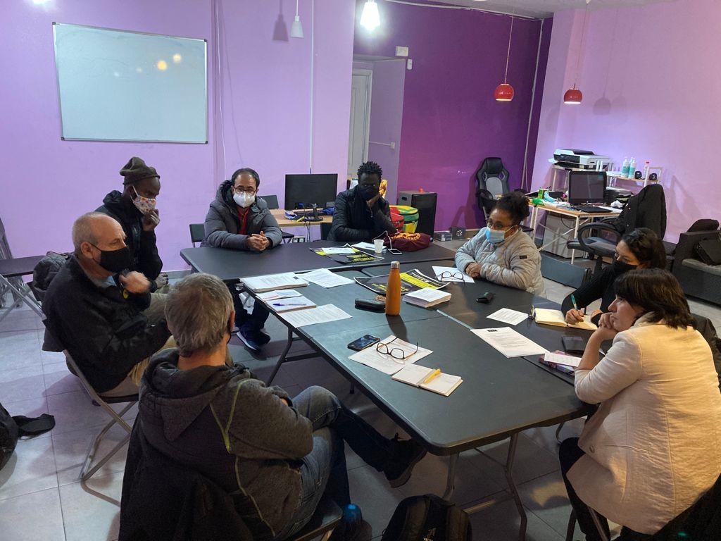 Reunión de la delegación de AESCO en Bilbao